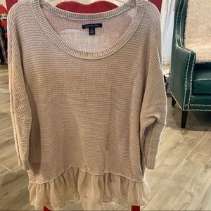 American Eagle outfitters size small sweater